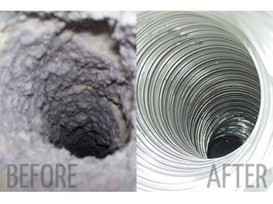LEAP into savings! Dryer vent cleaning $29.99